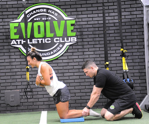evolve athletic club