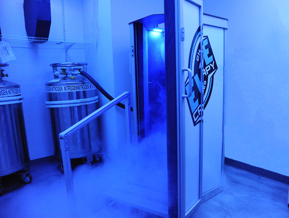 Whole Body Cryo White Plains and Westchester NY | Evolve