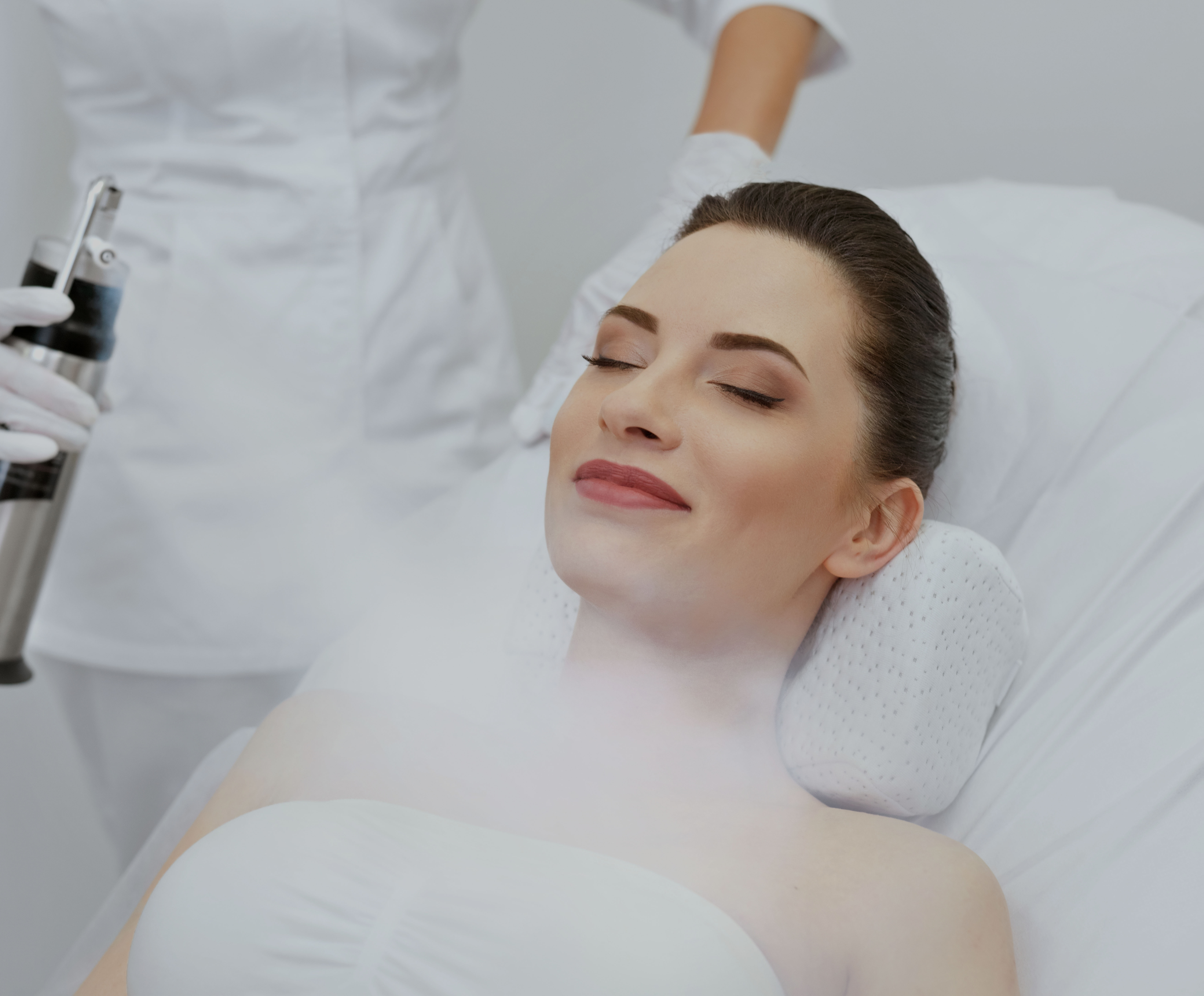 Evolve Cryo facial