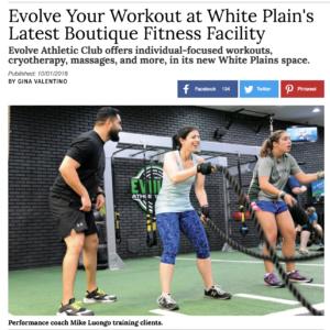 Westchester Magazine Best Gym In White Plains NY
