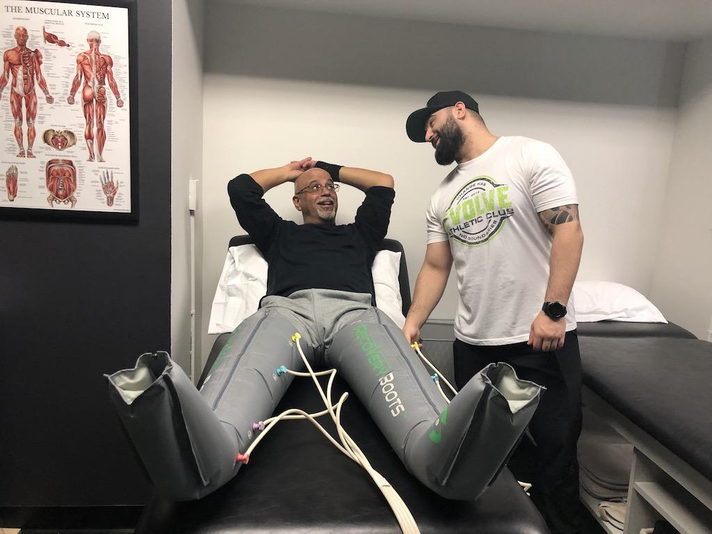 evolve athletic club white plains rehabilitation